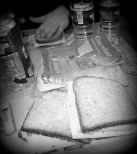 The Poulet Sandwich