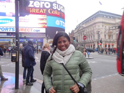 The Time Square of London