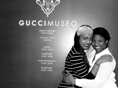 Tripp to Gucci