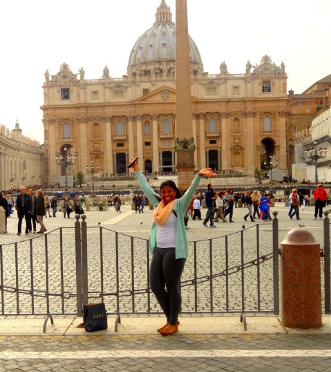 Welcome to Vatican City