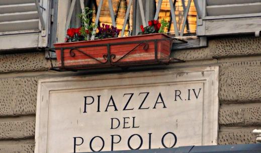 Piazzo Del Popolo
