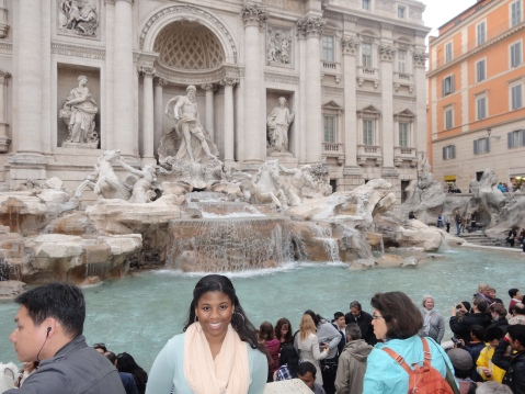 Wishes in the Trevi. Next Stop Sevilla!