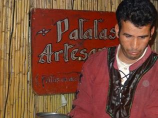 Patatas Artesan